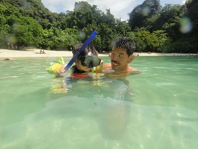Phulay Bay, A Ritz-Carlton Reserve旅行記