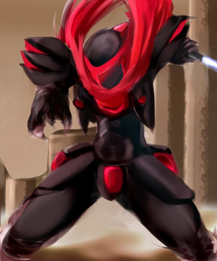 焔の黒騎士