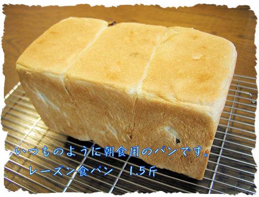発酵バター使用。食パン。