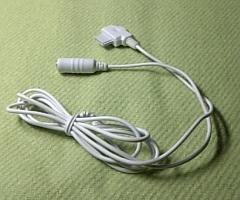 ELPA 携帯電話用 平型ジャック変換コード