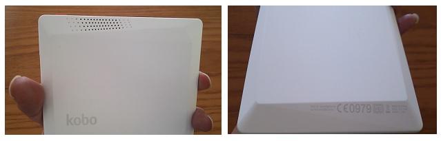 見た目 kobo arc(アーク)7HD タブレット レビュー・評価