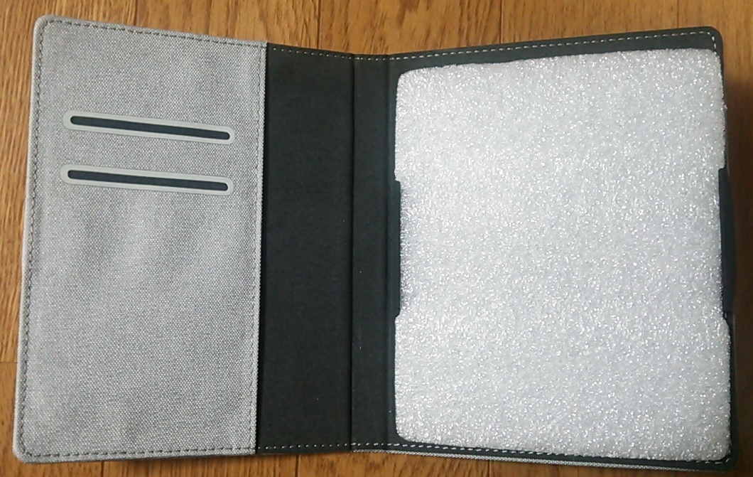 kobo auraスリープケース カバー 内側