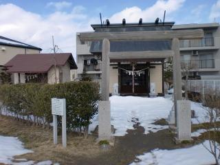 2014年02月23日 石留神社