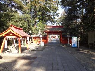 2014年03月07日 息栖神社・神門