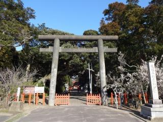 2014年03月07日 息栖神社・二の鳥居