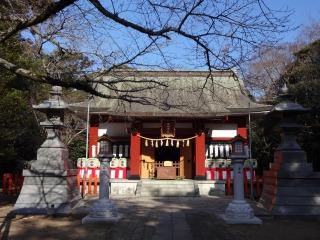 2014年03月07日 息栖神社・本殿