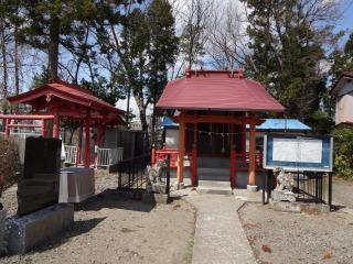 2014年04月06日 八木山神社・境内