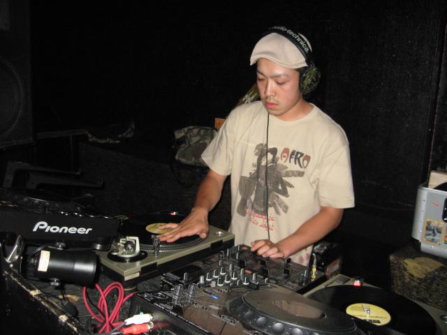 DJ SAYAMA