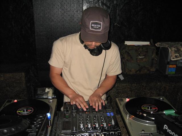 DJ YAMAUCHI DAIKI a.k.a. D.I.K.