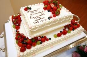 画像 : 結婚式のケーキ 画像 ...