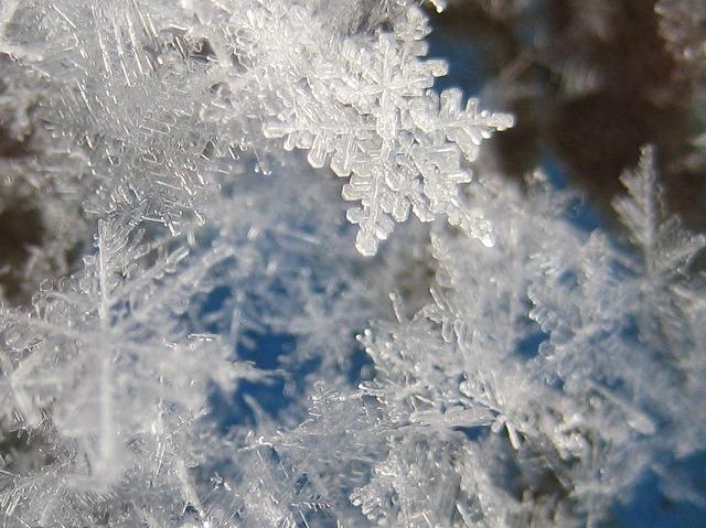 雪の結晶 (2)