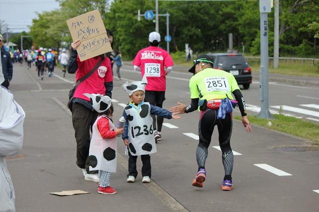100キロマラソン 124