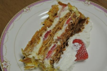 1223ケーキ