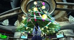 クリスマスロビー
