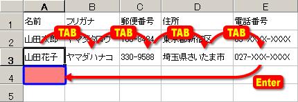 Microsoft-Excel_TAB移動