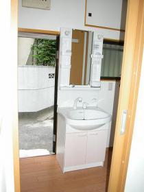 現場写真 195洗面 浴室 縮小