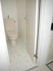 画像 004施工後 トイレ縮小