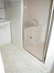 画像 026洗面 浴室 施工後 縮小