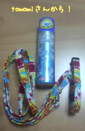 20110627①プレゼント