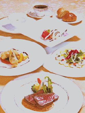 2012夏のディナー