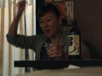 単なる酔客