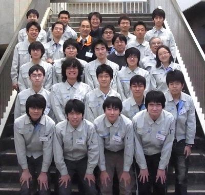 東京チームメンバー