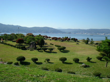 諏訪湖(上諏訪)  (5)
