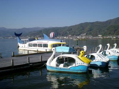 諏訪湖(上諏訪)  (47)