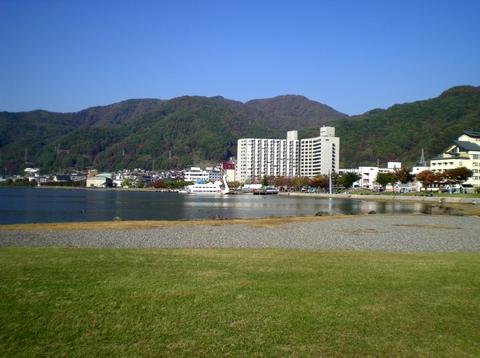 諏訪湖(上諏訪)  (53)