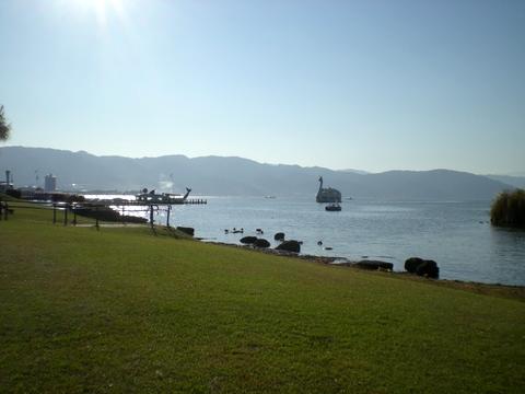 諏訪湖(上諏訪)  (54)