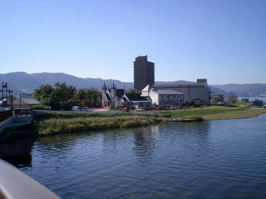 諏訪湖(上諏訪)  (11)
