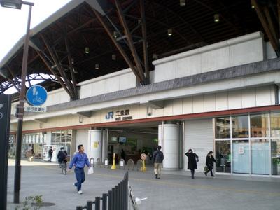 二条駅 (8)