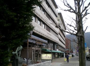ホテル平安の森 (1)