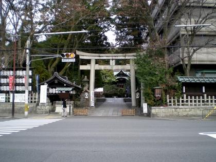 岡崎神社(1)