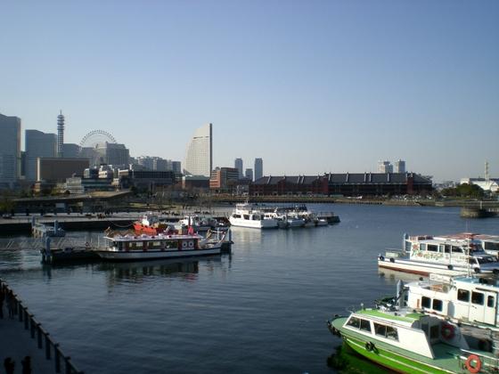 横浜港 (210)