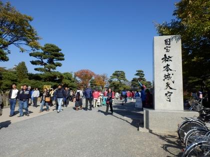 松本城 (11)