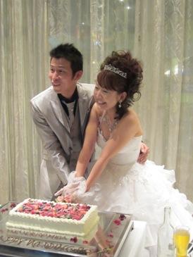 10月結婚式4