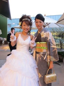 10月結婚式9