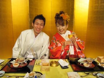 10月結婚式8