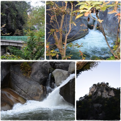 昇仙峡景色