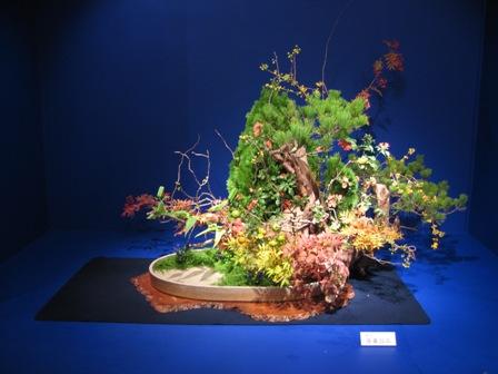 2010小原流花展 シンプル1