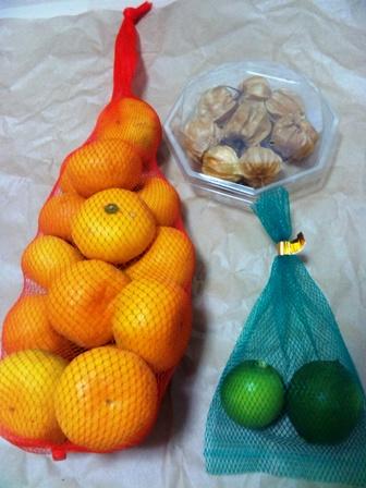 ハーモニックトラスト 果物セットS