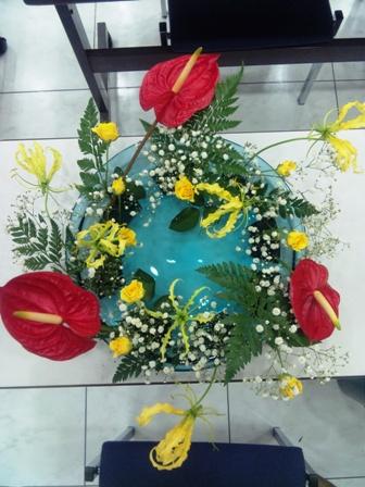 花展の練習2