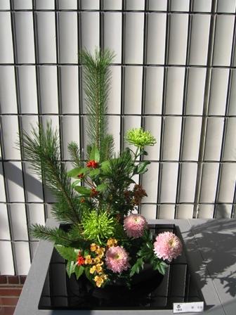 花展Vol.2_お正月1
