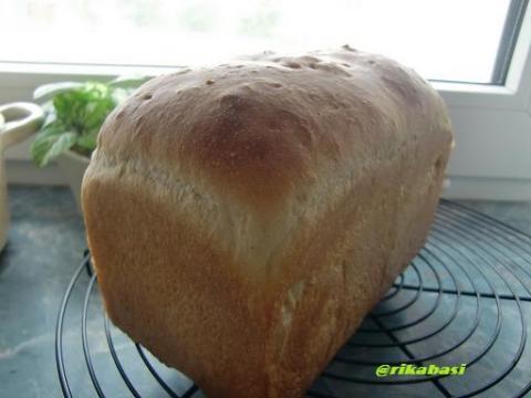 失敗プレーン食パン