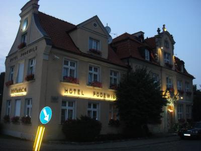 グダンスク Hotel Podewils