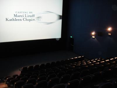 ポーランドの映画館