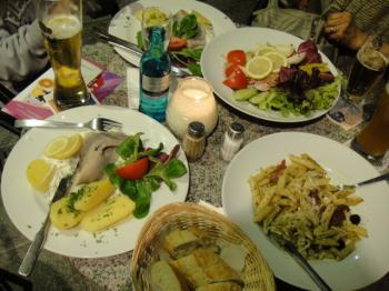 ベルリン夕食