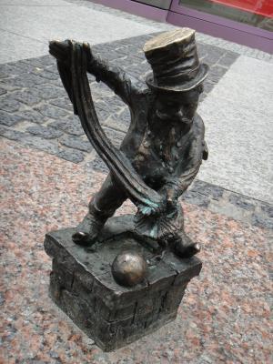 ヴロツワフ 小人