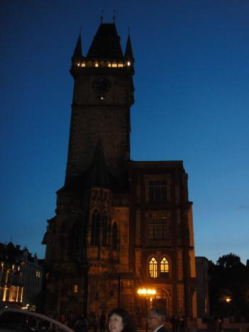 チェコ プラハ 旧市庁舎